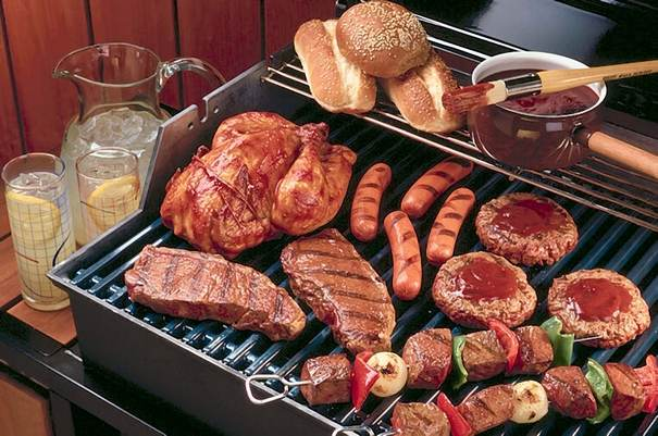 Top Ten Ideas for a BBQ
