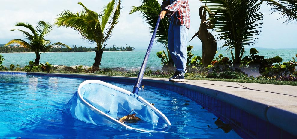Recommendations for cleaning your pool