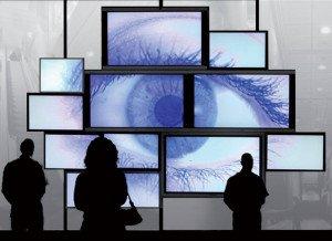 digital-signage screens