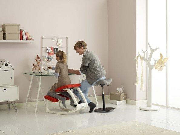 ergonomic knee chair